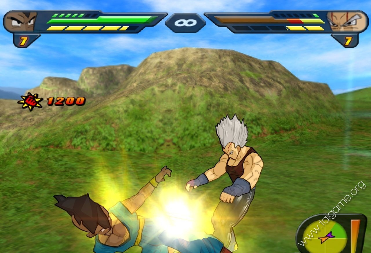 Dragon ball z budokai 2 play game online