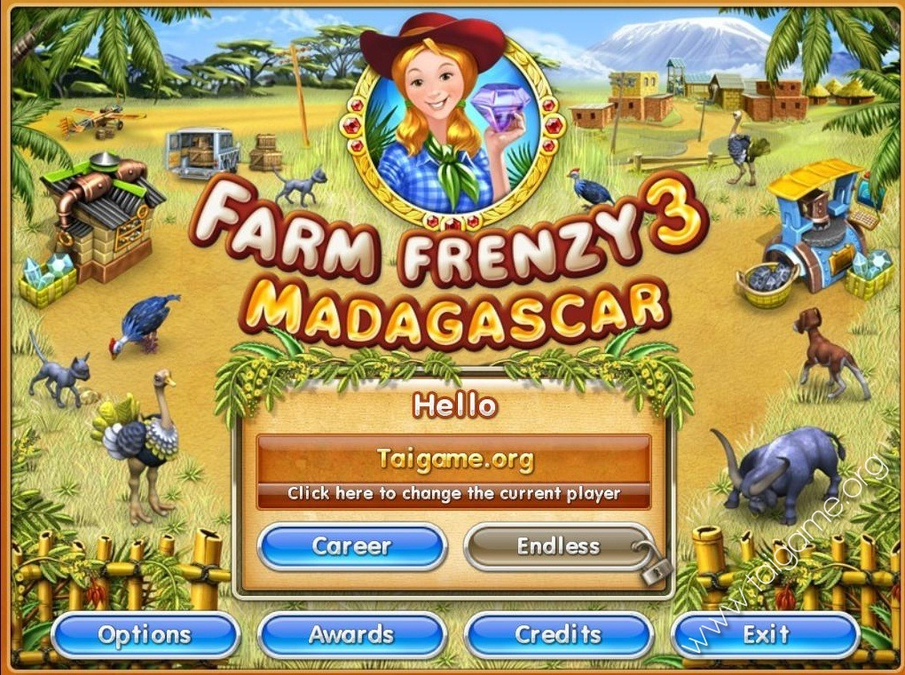 Farm Frenzy 3: Madagascar - Download Free Full Games | Time