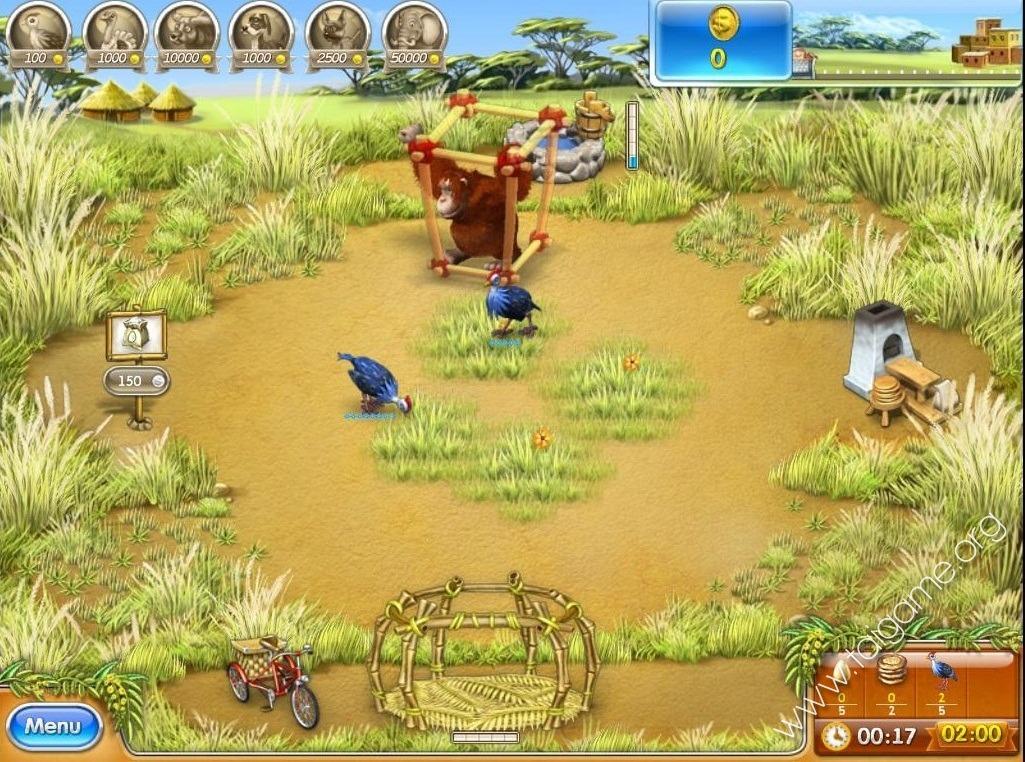 Farm Frenzy 3: Madagascar - Download Free Full Games | Time