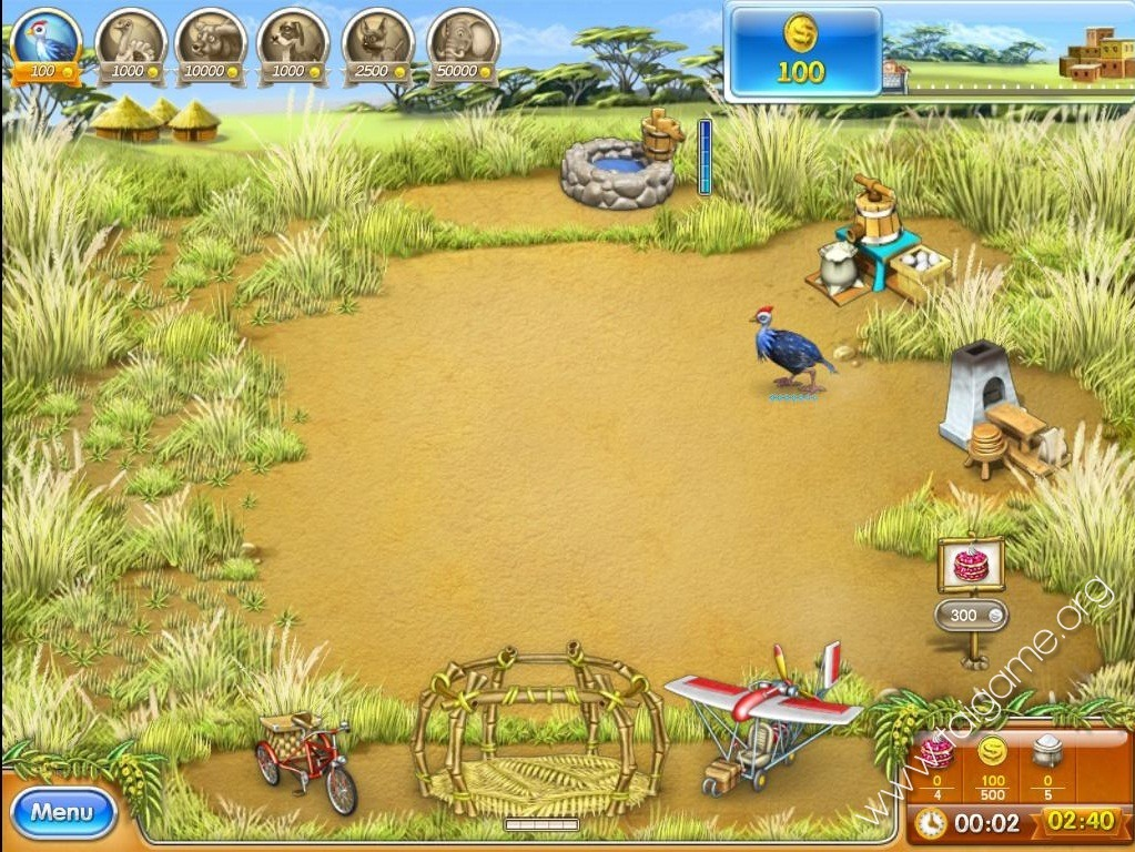 Farm Frenzy 3: Madagascar - Download Free Full Games