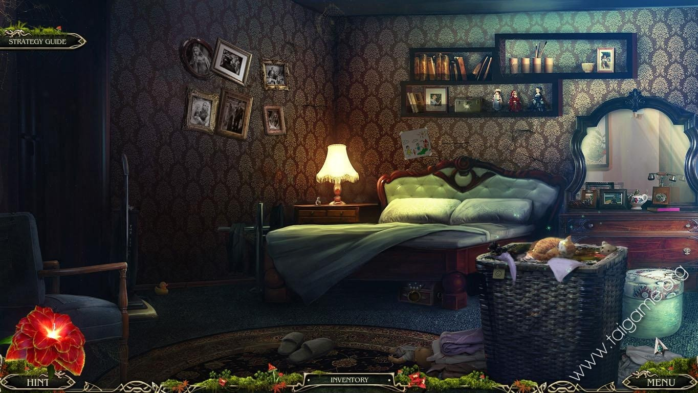 Grim Tales: The Wishes - Hidden Object games on Shockwave.com