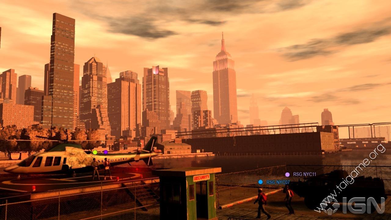 Grand Theft Auto  Building