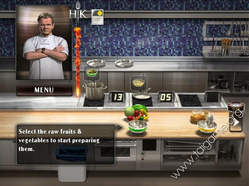 Hells Kitchen Game Windows