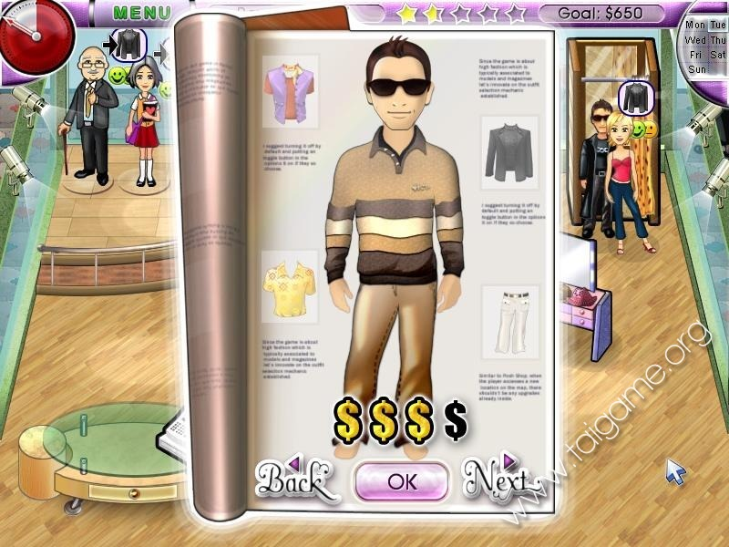 Posh Boutique Download Free Full Games Fashion Games