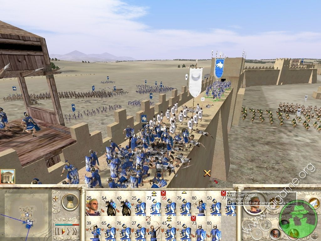 Rome: Total War - Download Free Full Games | Strategy games