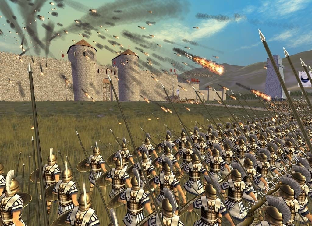 Rome: Total War - Download Free Full Games   Strategy games