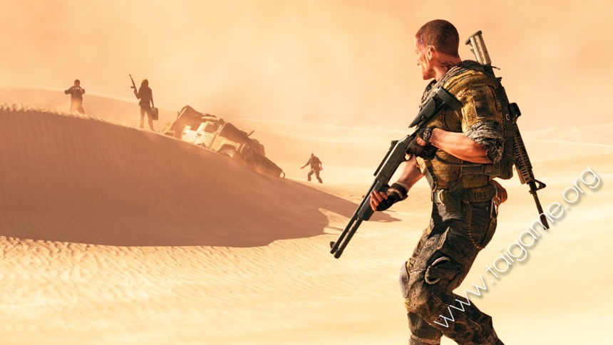 Spec Ops: The Line Free Download - Repack-Games