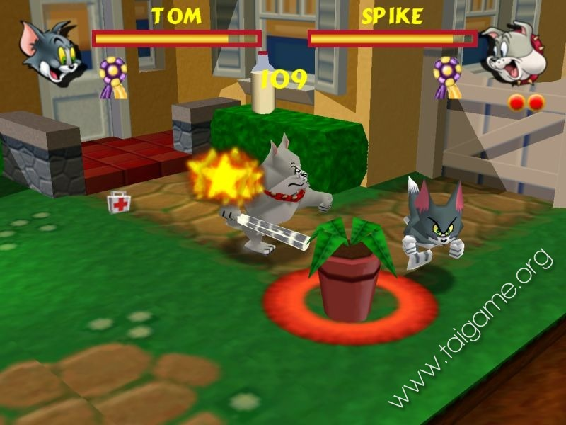 Tom and Jerry in Fists of Furry - Download Free Full Games ...