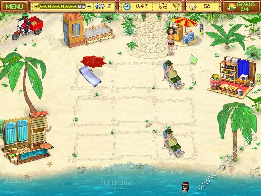 flirting games at the beach game online full game