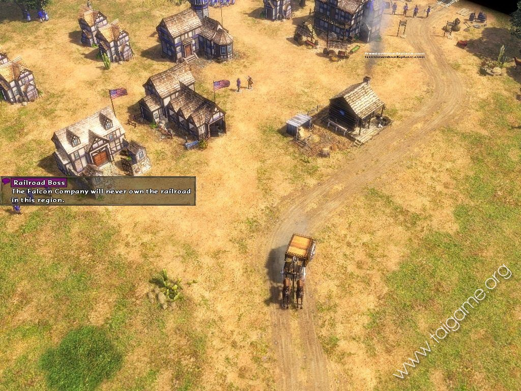 ... Age of Empires III: The WarChiefs picture6 ...