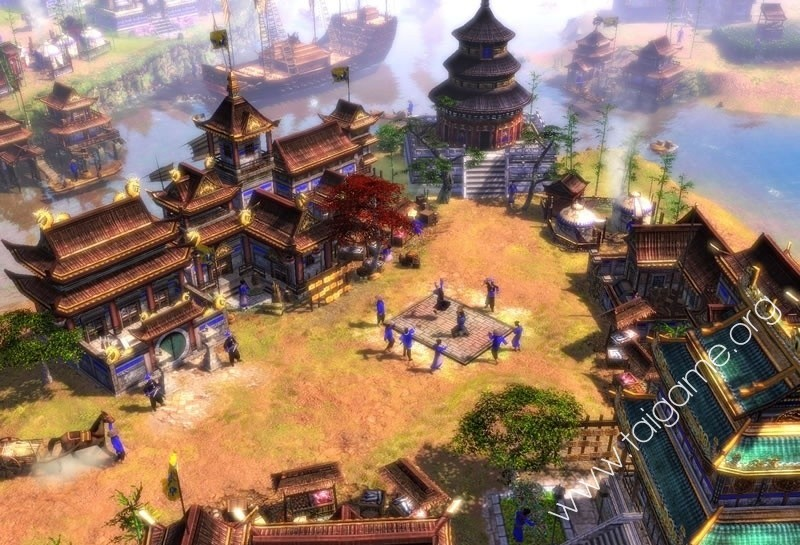 ... Age of Empires III: The Asian Dynasties picture11 ...