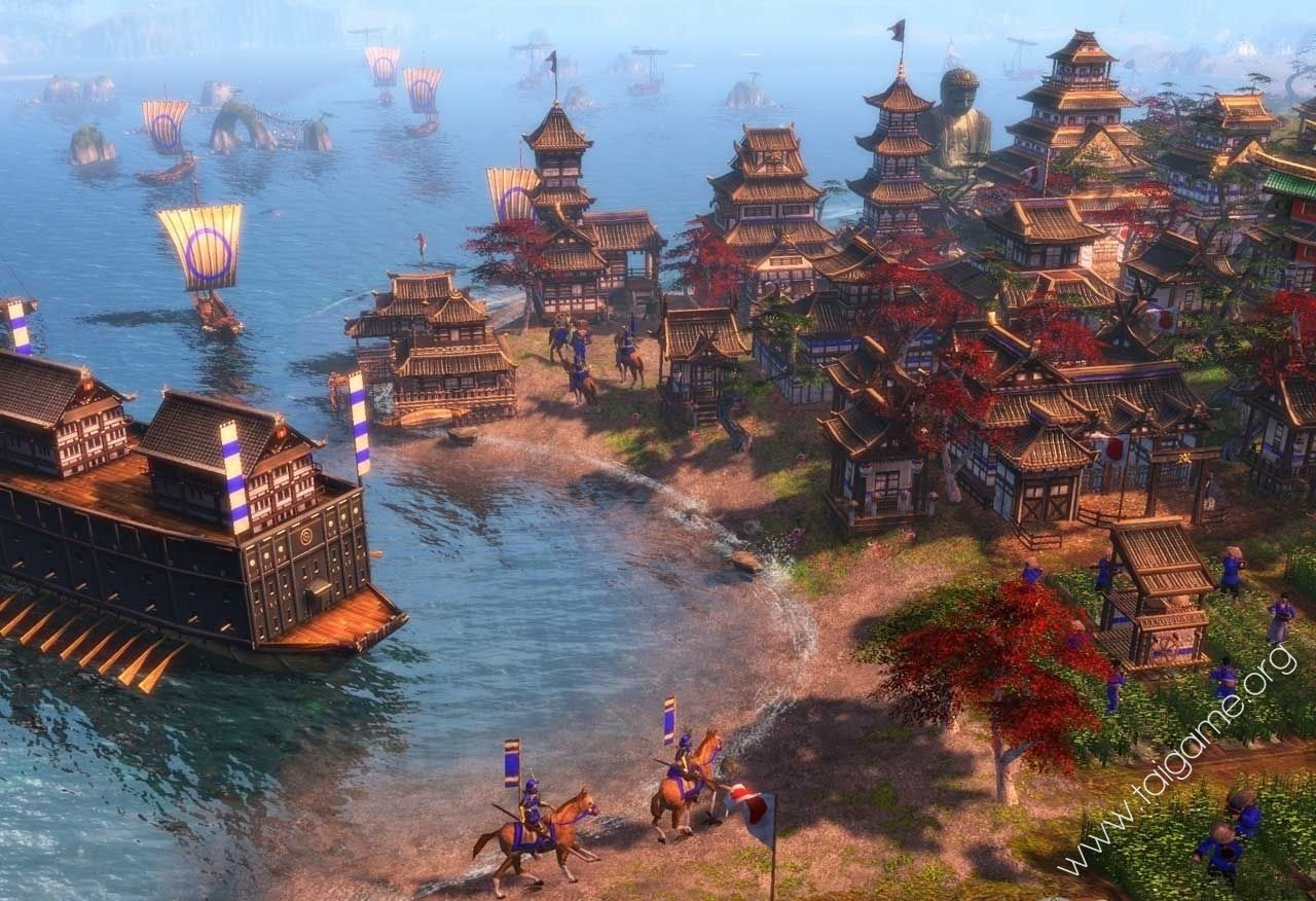 ... Age of Empires III: The Asian Dynasties picture13 ...