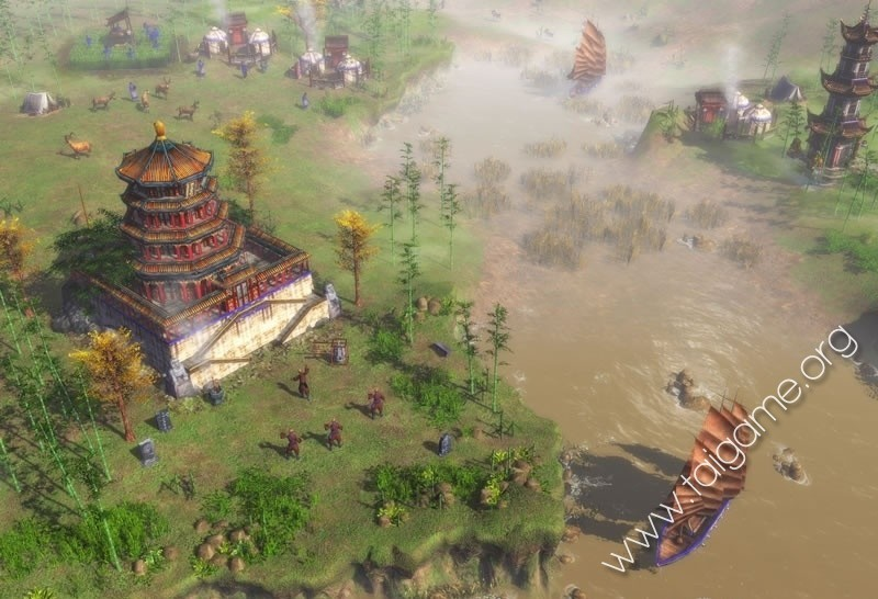 ... Age of Empires III: The Asian Dynasties picture14 ...