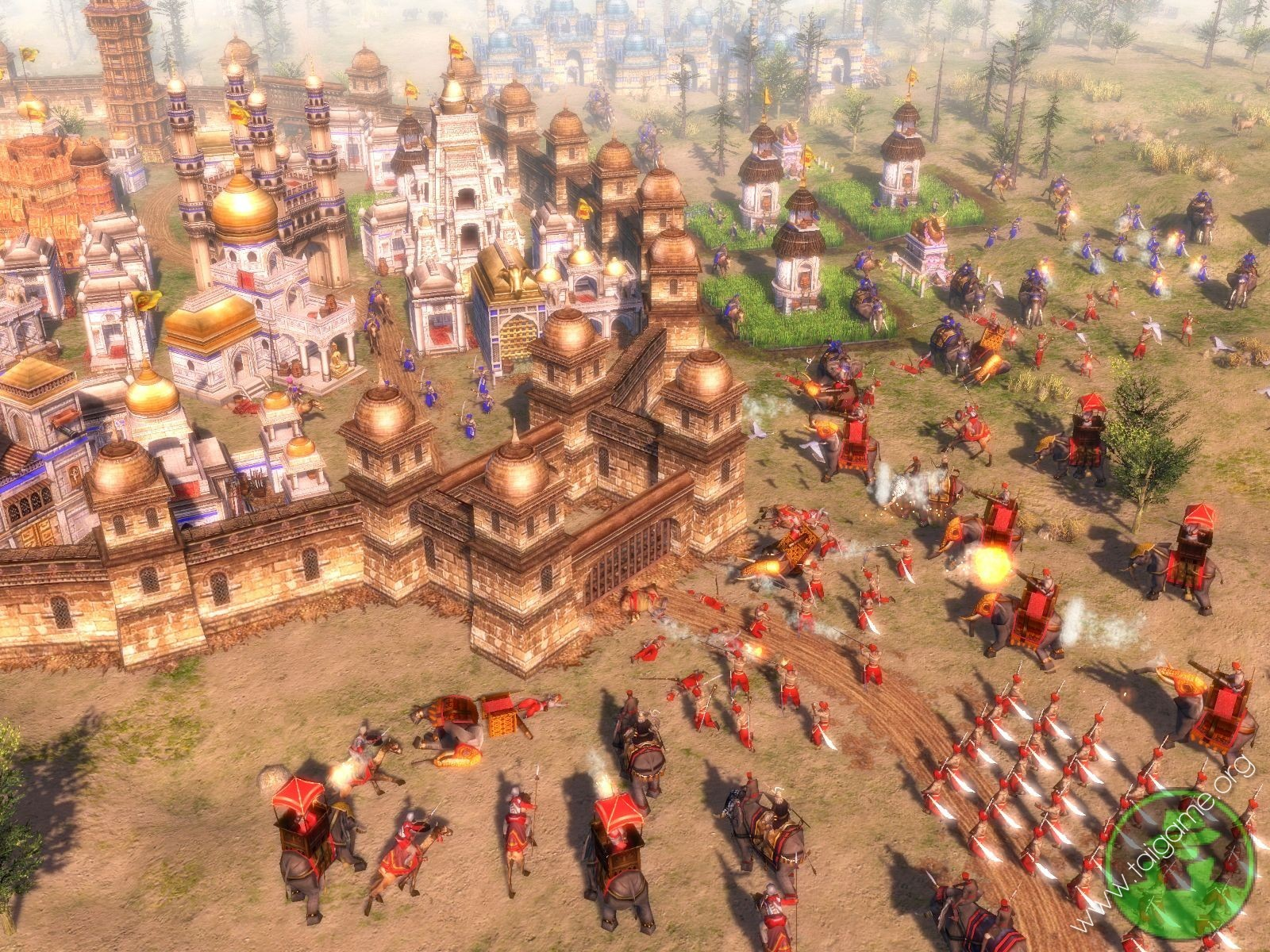 ... Age of Empires III: The Asian Dynasties picture16 ...