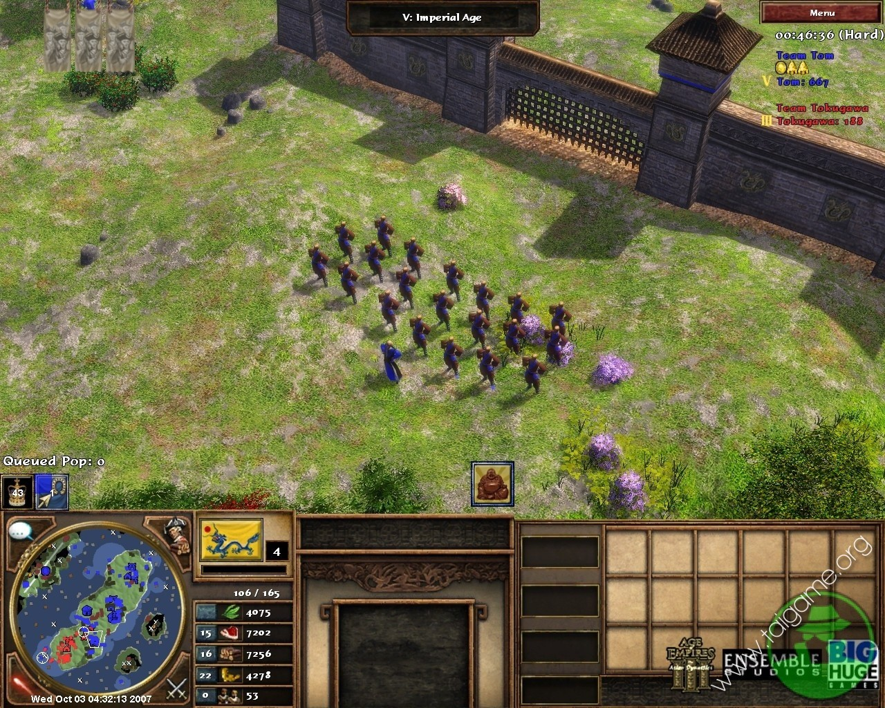 ... Age of Empires III: The Asian Dynasties picture2 ...