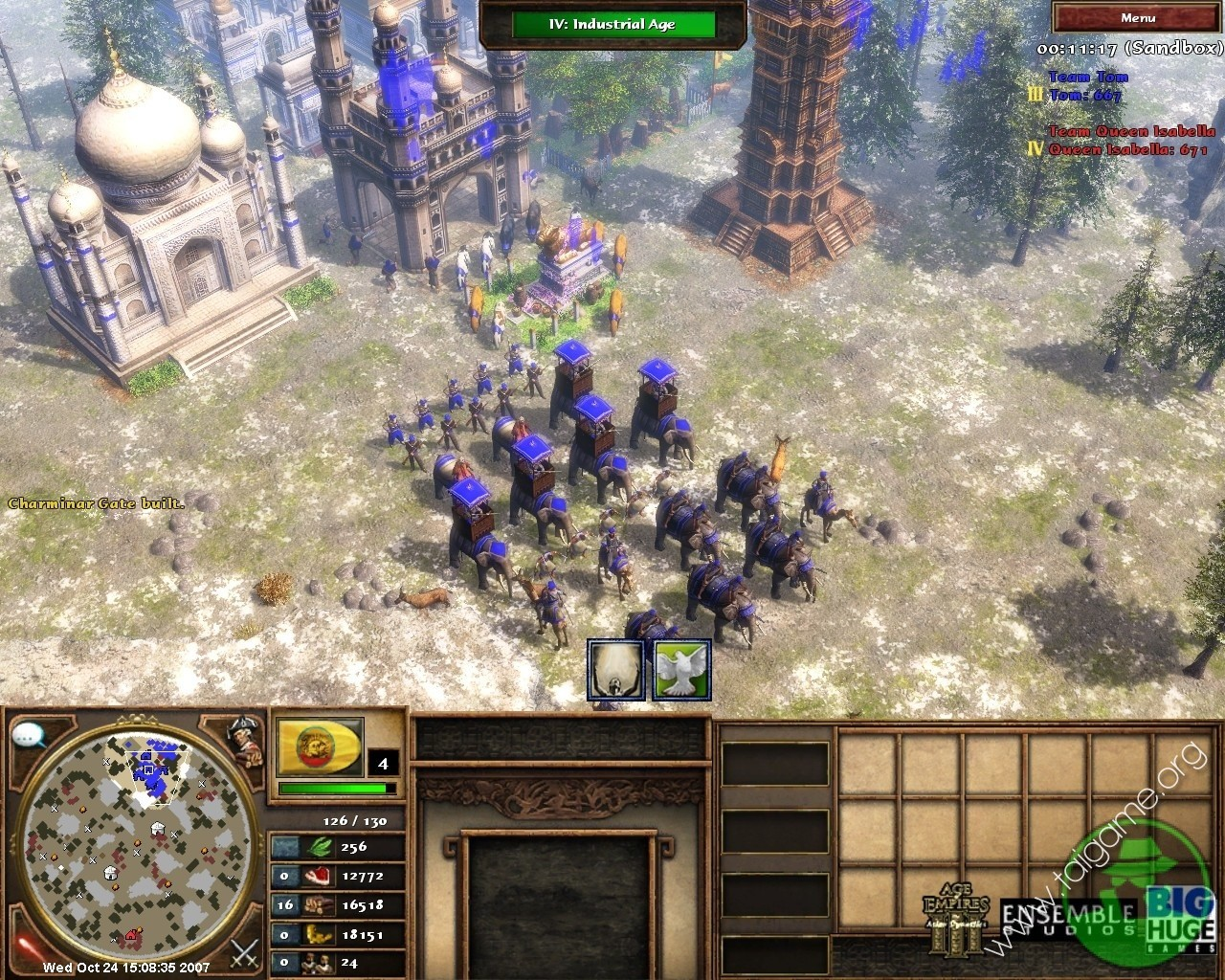 ... Age of Empires III: The Asian Dynasties picture4 ...