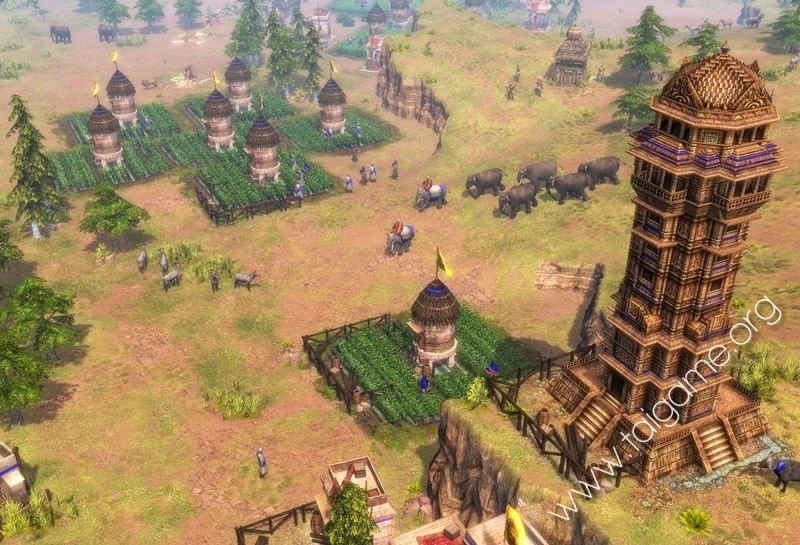 ... Age of Empires III: The Asian Dynasties picture8 ...