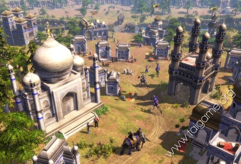 ... Age of Empires III: The Asian Dynasties picture9 ...