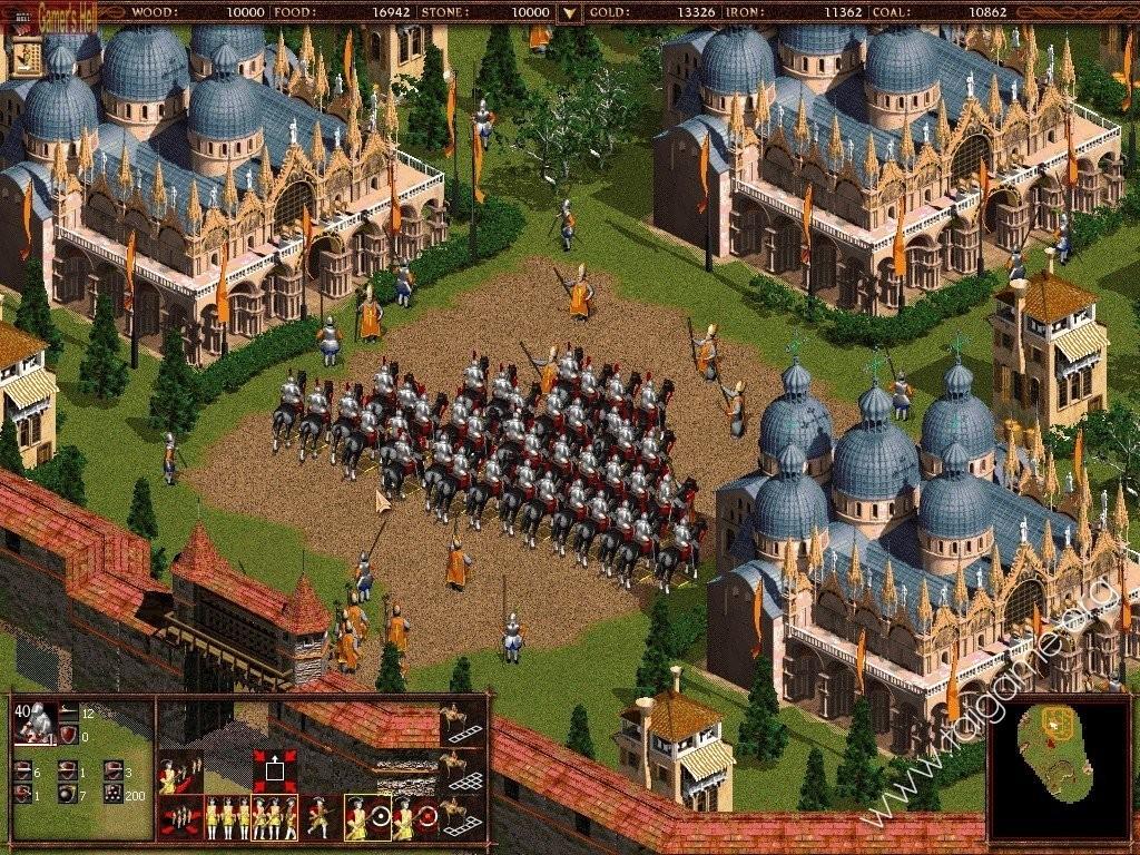 Cossacks ii: battle for europe free download « igggames.
