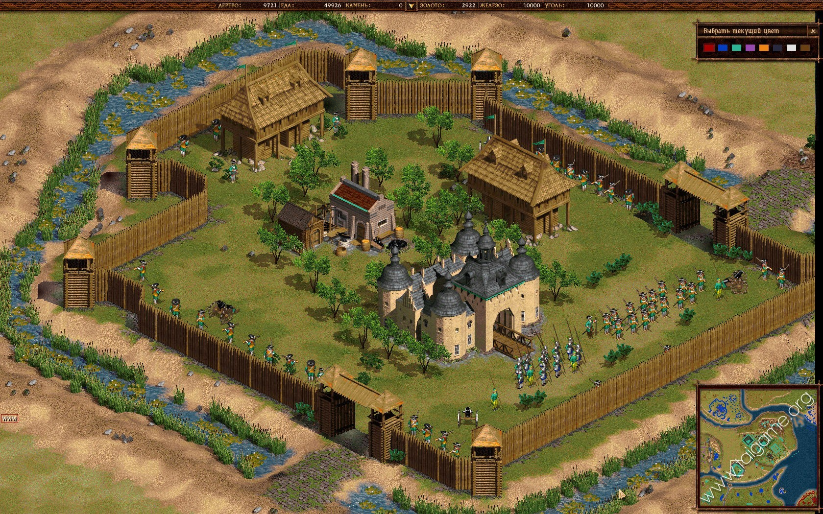 Cossacks: back to war download free full games | strategy games.