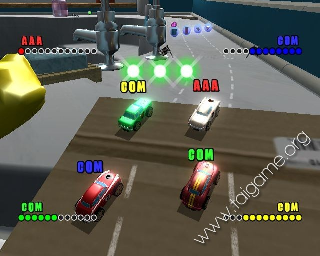 micro machines v4 download free full games racing games. Black Bedroom Furniture Sets. Home Design Ideas
