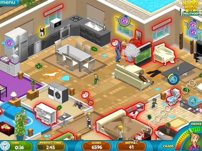 download game nanny mania 2 goes to hollywood