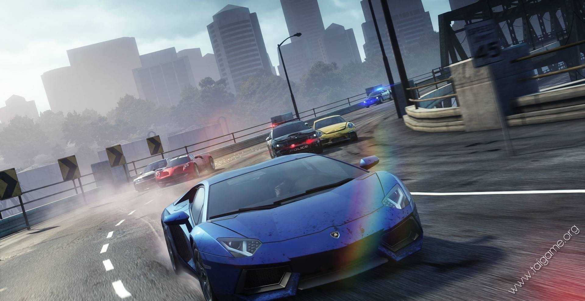 Need For Speed Most Wanted 2012 Nfs Most Wanted 2012