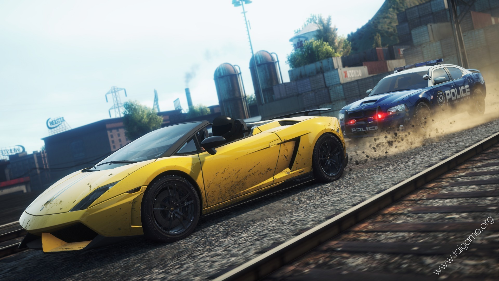 NFS Most Wanted 2012 - GAMES ABODE