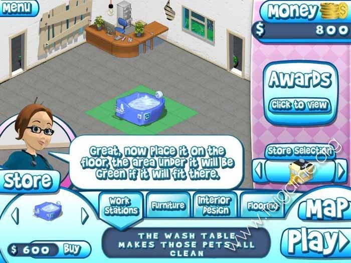 Paradise pet salon download free full games time for Salon games free download