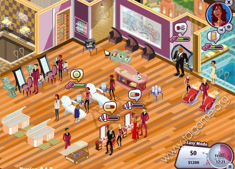Sara S Super Spa Deluxe Download Free Full Games Time