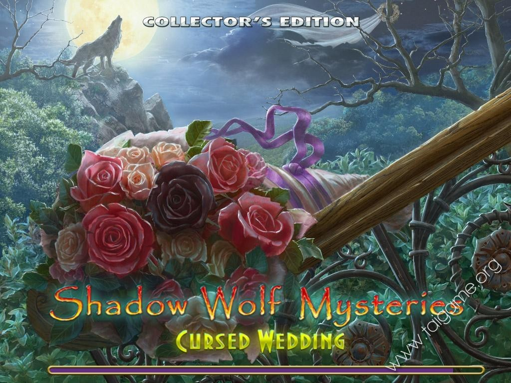 ... Shadow Wolf Mysteries: Cursed Wedding Collector's Edition picture1 ...