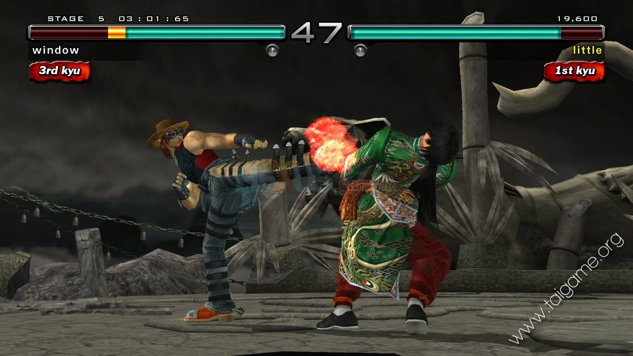 Tekken 5 Download Free Full Games Fighting Games