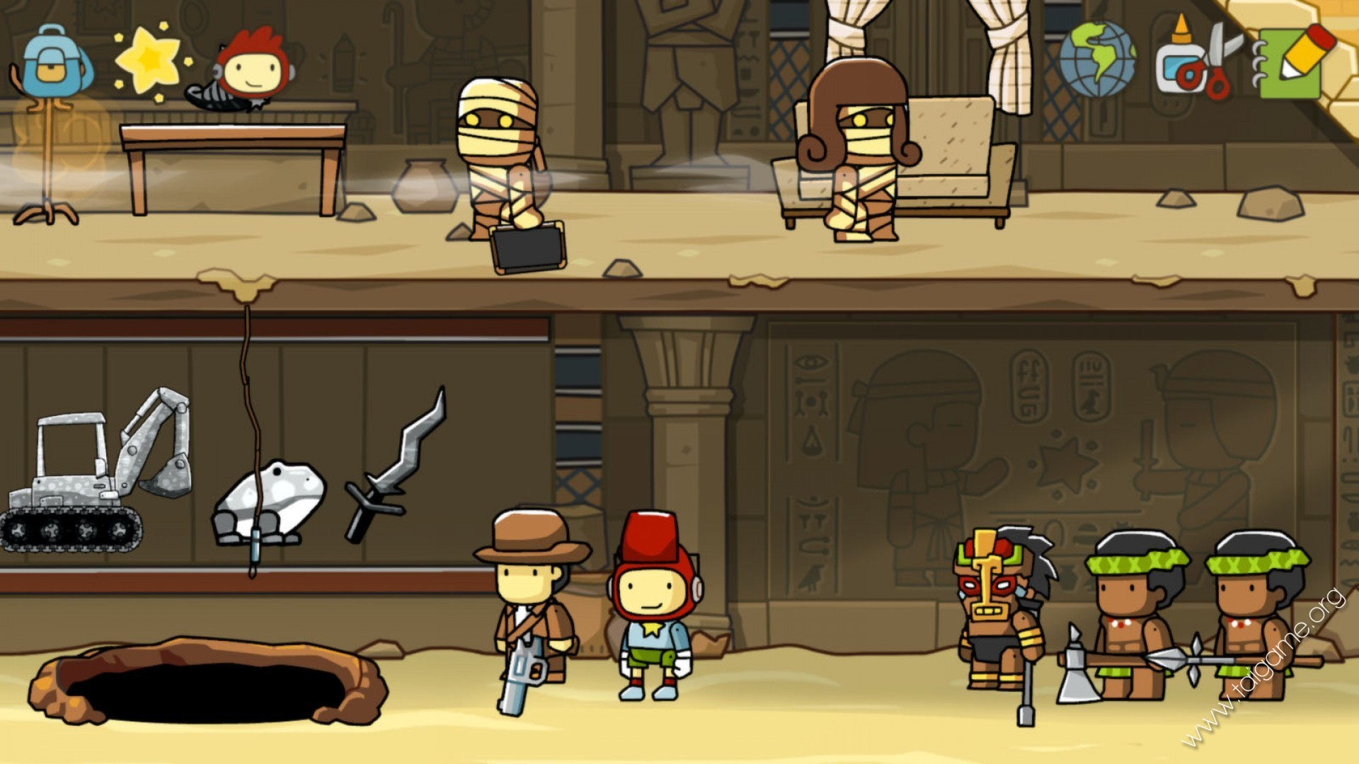 Scribblenauts Unlimited - Download Free Full Games
