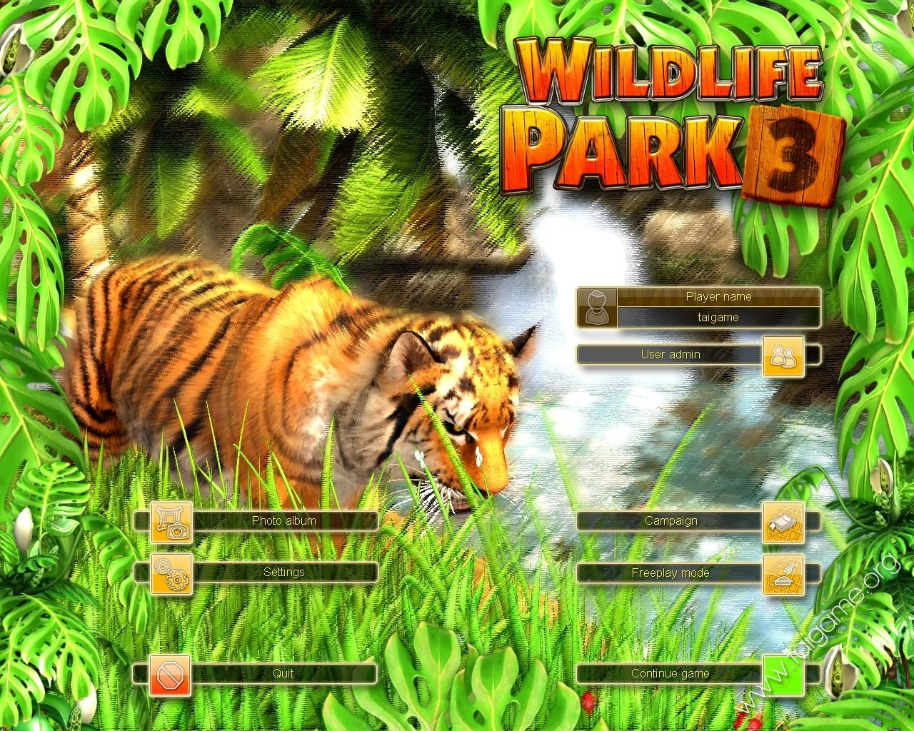 Wildlife Park 1 Download