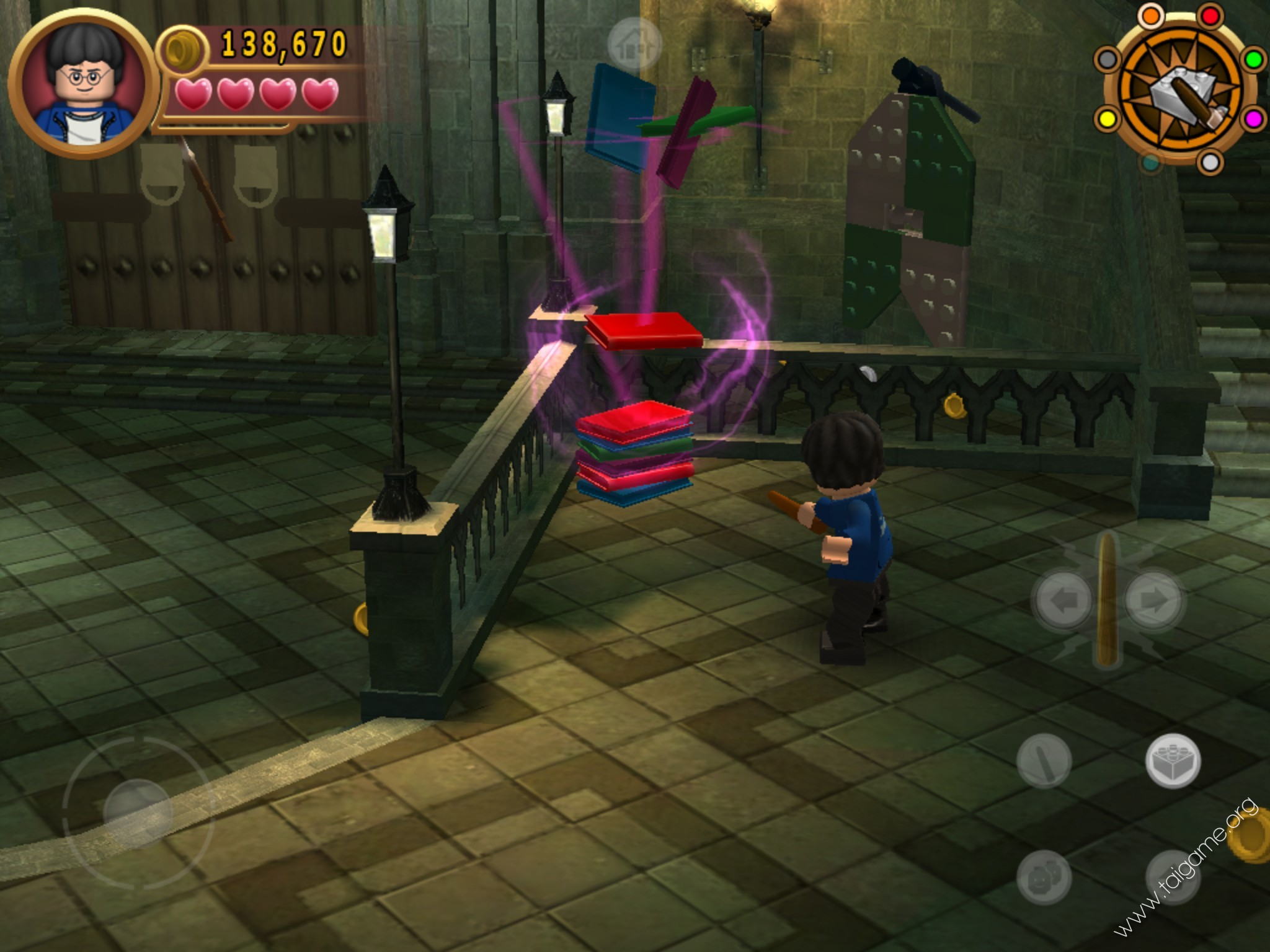 download harry potter and the deathly hallows part 1 game pc free