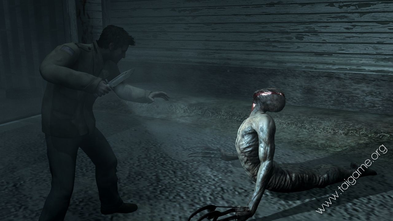 Silent Hill Homecoming Download Free Full Games