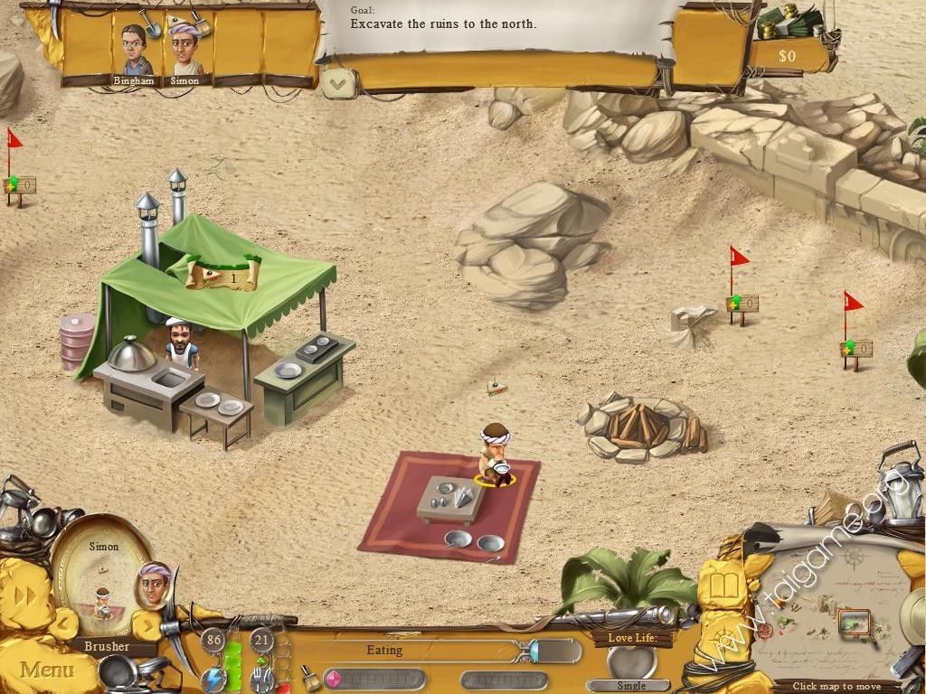 Buried in time tai game download game qu n l th i gian for Buried in time