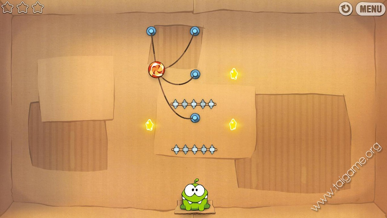 how to cut the rope