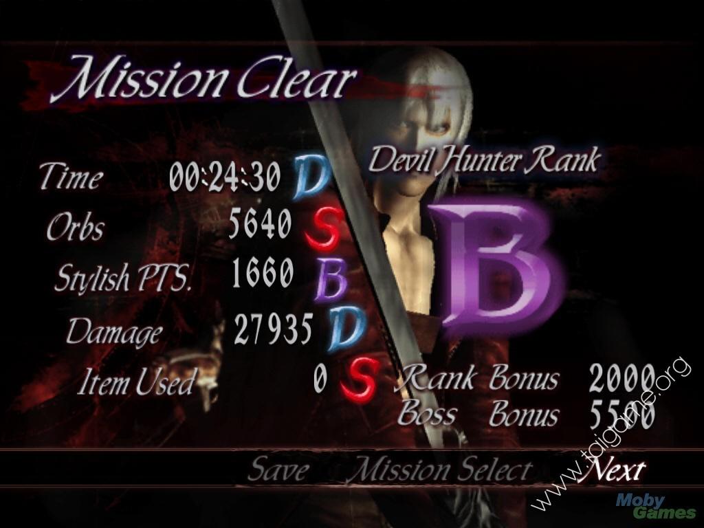 Devil May Cry 3: Dante's Awakening, Special Edition - Tai