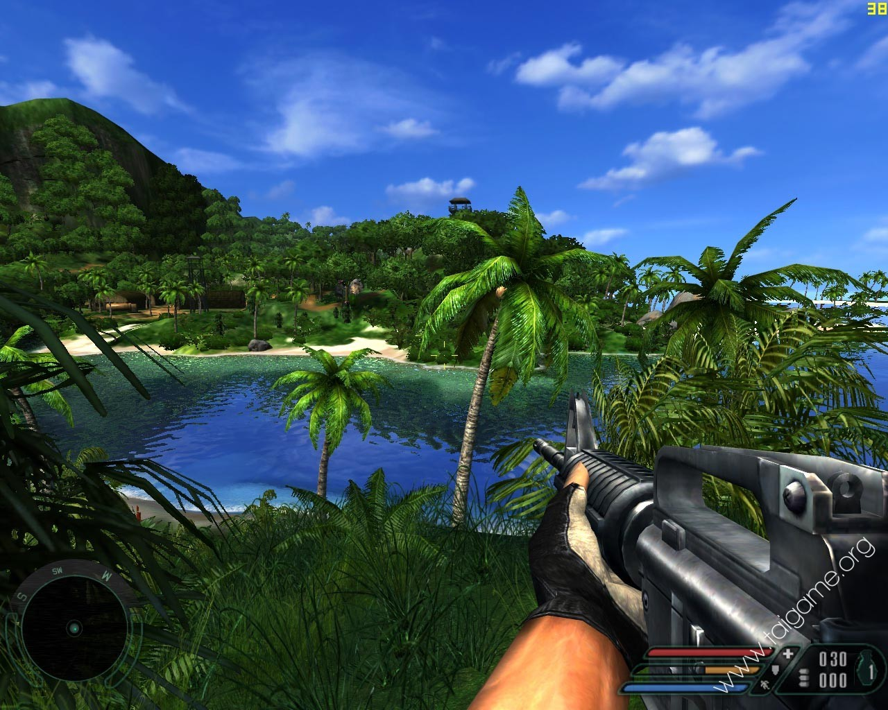how to quit the far cry game