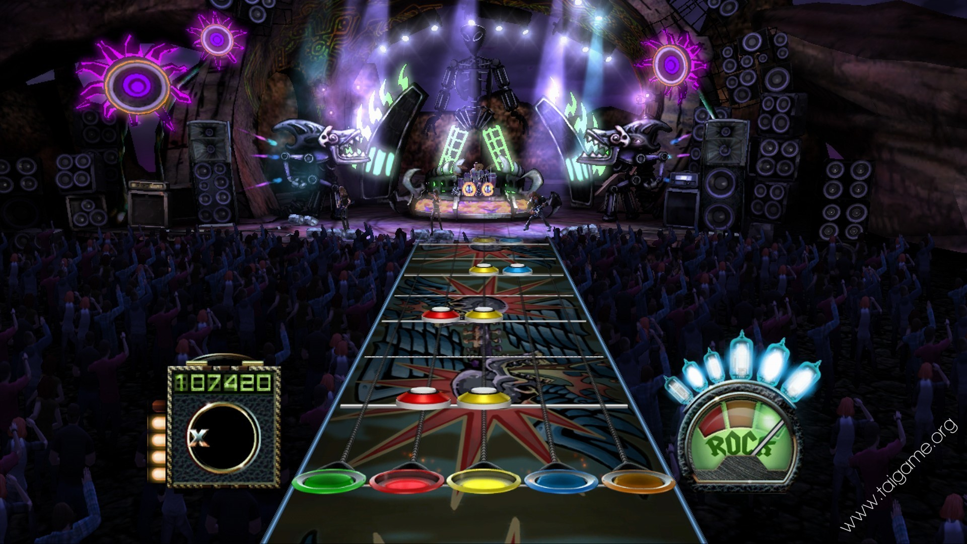 guitar hero iii legends of rock download free full games others games. Black Bedroom Furniture Sets. Home Design Ideas