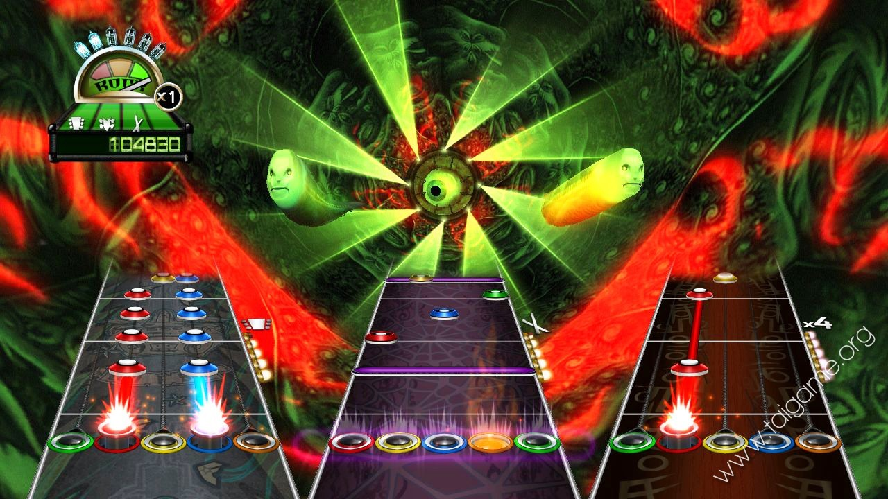 Guitar Hero Iv World Tour Playstation