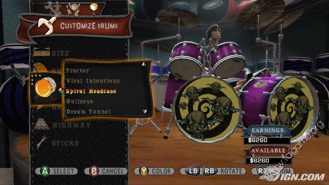 Guitar Hero: World Tour - Download Free Full Games ...