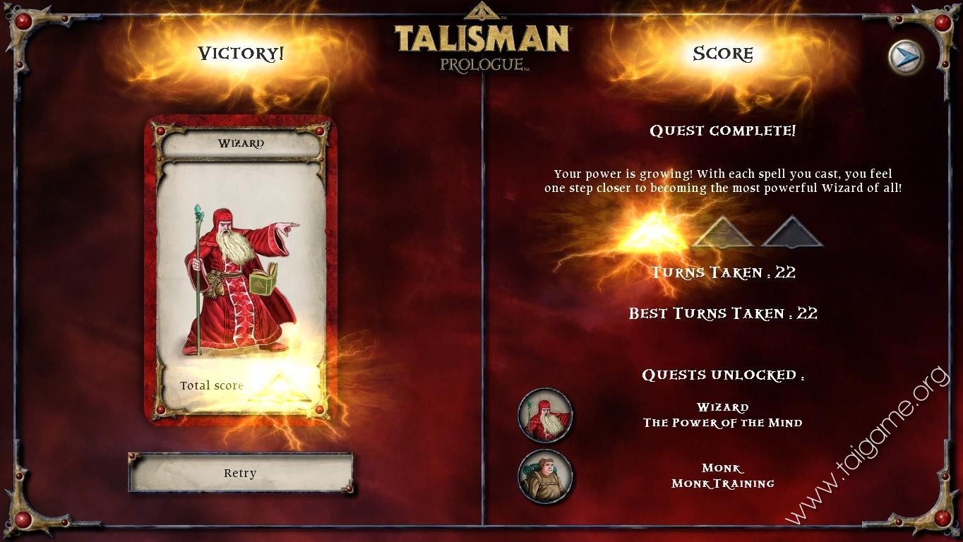 Talisman Prologue (free version) download for PC