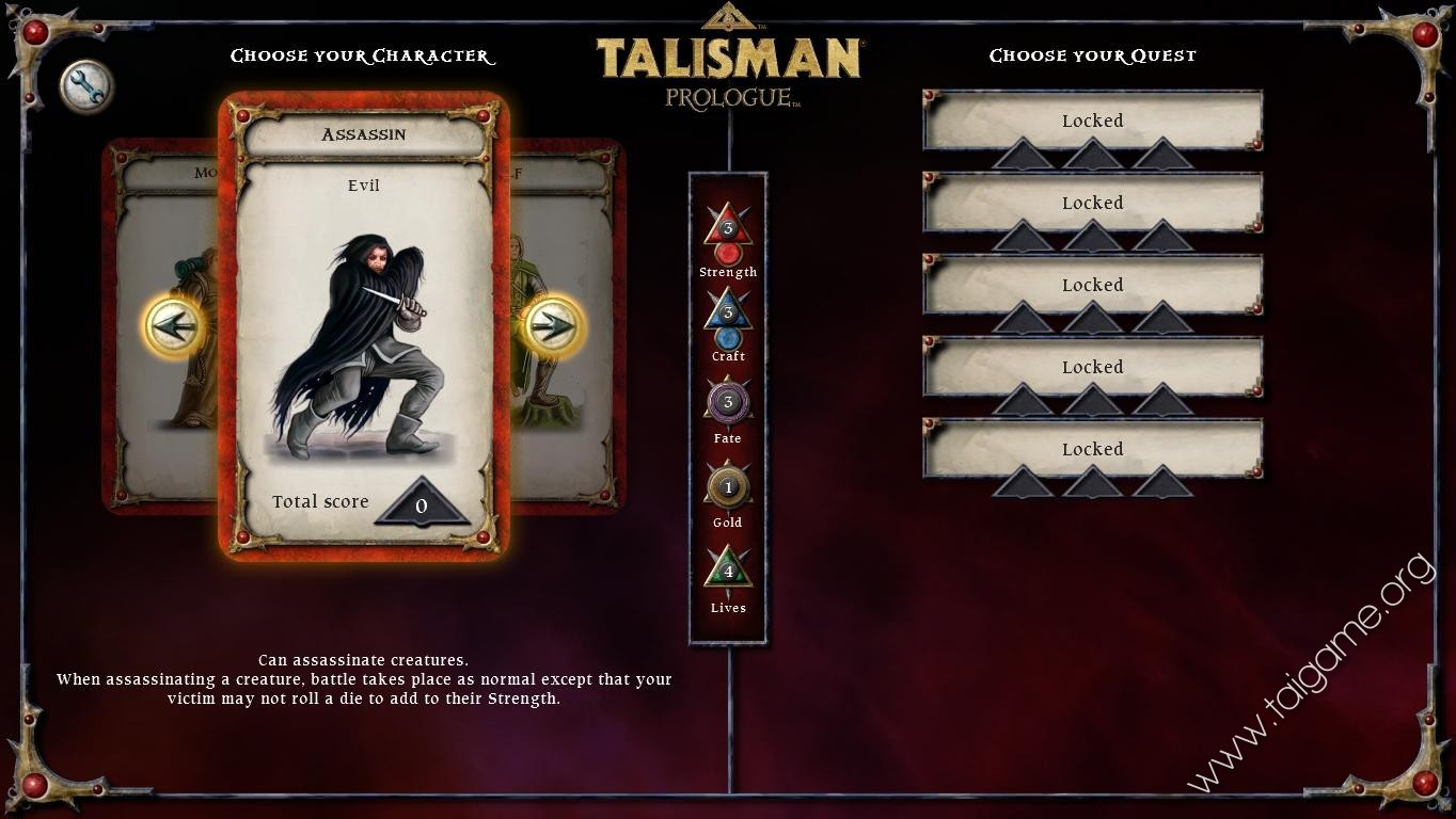 Talisman: Prologue PC Game Free Steam Key Download