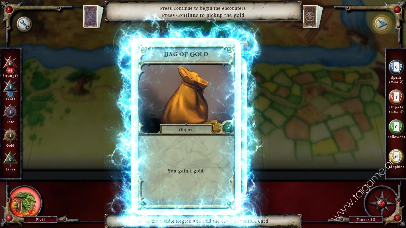 Talisman: Prologue v1.0.1 « PCGamesTorrents