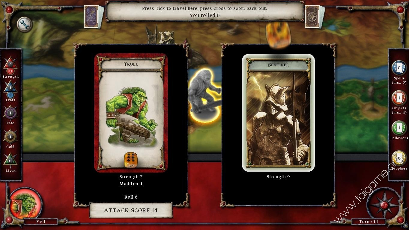 Download Talisman Prologue 1.4071 for free