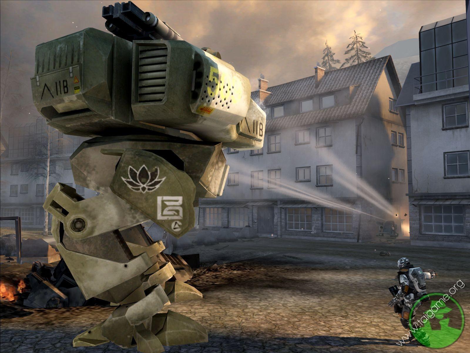 Battlefield 2142 - Download Free Full Games   Arcade ...