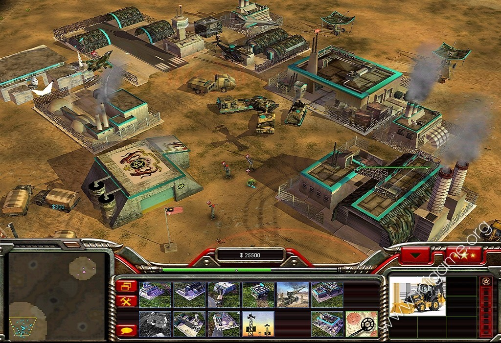 command conquer general zero hour free  full version