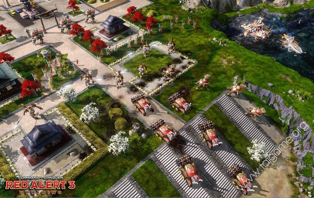 Command and Conquer: Generals 2 - Download Free Full Games | Strategy games